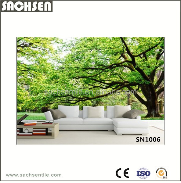 3D porcelain UV coating tiles SN1006