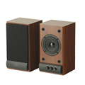 High Quality Subwoofer Wooden Powered Speaker With Bass Sound