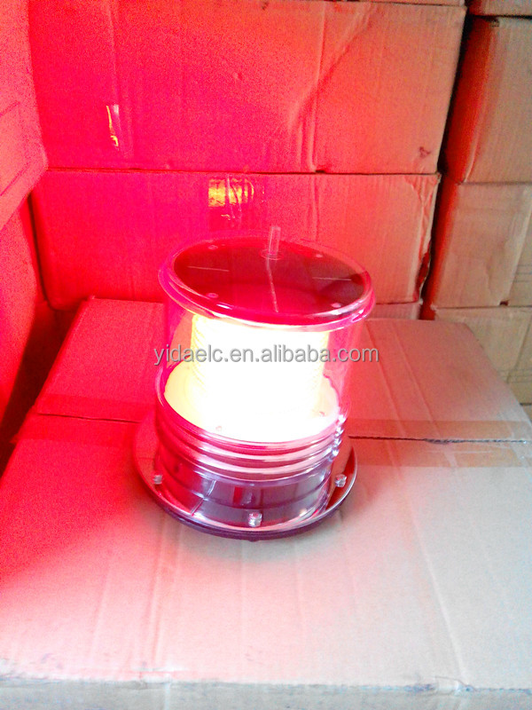 DZ-L1 marine solar light (RED LED)