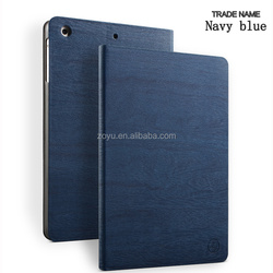 PU leather case for mini ipad,can spin ,be a stand