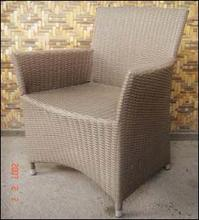Rattan Chair, And Synthetic