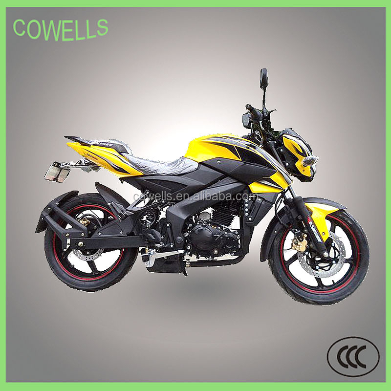 2015 New On Road 125CC Super Power Motorcycle