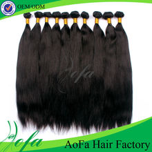 Grade AAAAA guangzhou factory cheap virgin 36 inch hair extension