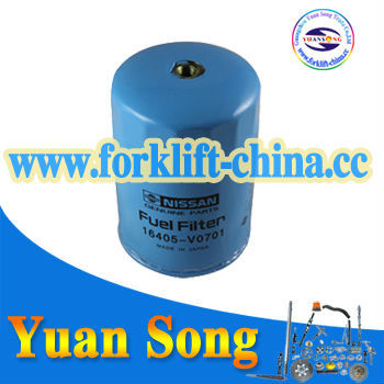 TD27 Fuel Filter Forklift Parts made in china