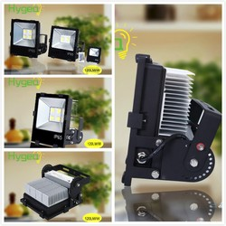 Hot Selling waterproof 120w led flood light Outdoor, dimmable led flood light Meanwell led driver