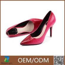 new arrival high quality folding high heel shoes GuangZhou