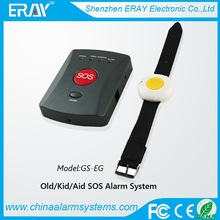 wireless SOS calling alarm system Call nurse Usage one button call for elder
