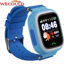 China Factory Low Cost Price Children Smart Watch Phone GSM+GPS+LBS+WIFI Kids Watch