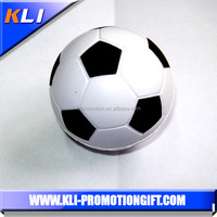 football shaped stress pu ball