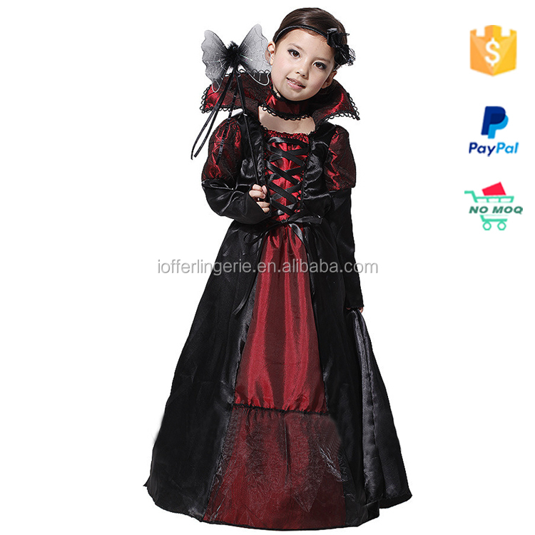 Paypal Accept Girls Vampire Cosplay Funny Carnival Costume