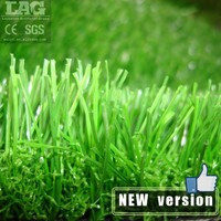 "All-year-round green ""V""model updated 4 colour multi cheap landscape grass for sports gardon and leisure"