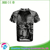 Custom Made Tshirts 100 Polyester New Design Mens Style Polo T Shirt