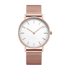 Fashion Girls Branded Watches Stainless Steel Watch Case 316L Lady Watch