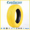 COMFORSER PRC radial passenger car tire wholesale cheap tyre radial color car tyre red green blue yellow