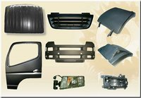 TRUCK BODY PARTS FOR EUROPEAN & JAPANESE SERIES