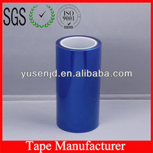 PE blue hard floor protective film wholesale