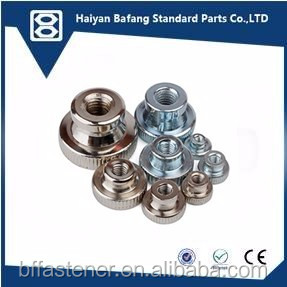 High quality DIN466 SS Thumb Nut