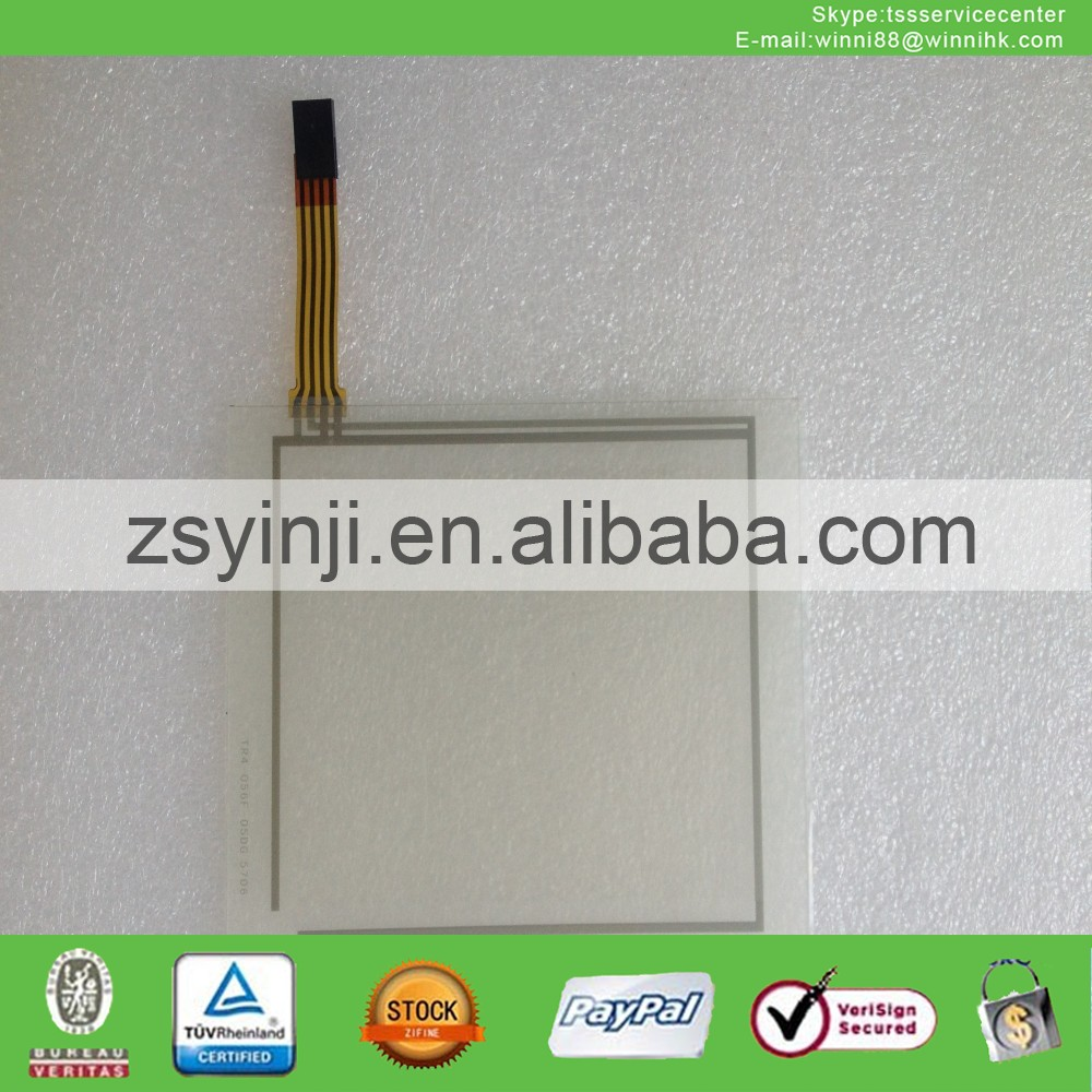 NEW TOUCH GLASS PANEL TR4-056F-05 UN UG