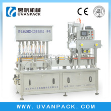 Automatic&Economical Garlic Oil Filling&Capping Machine Line20-12D