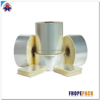 High tensile High reflective color plastic pvc film