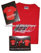 Cotton Promotion Compress T-Shirt wholesale 100% cotton t-shirt press custom compressed t-shirt