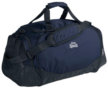 Brand New Epoch Navy Duffle Sports Gym Travel Bag
