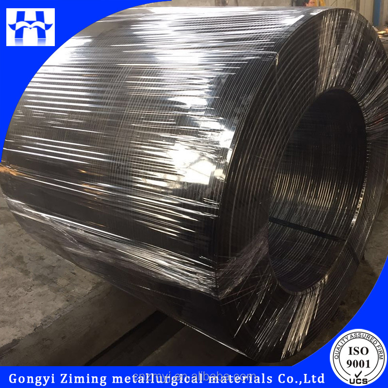 China Calcium Silicon Cored Wires Supplier Offer Ca Fe/casi Cored Wire For Steelmaking