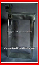Promotional Clear PVC Packaging Bag With Zipper