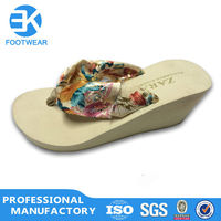 EK Online Shop Custom 2014 Women Eva Sole Rubber Strap Brazil Flip Flops