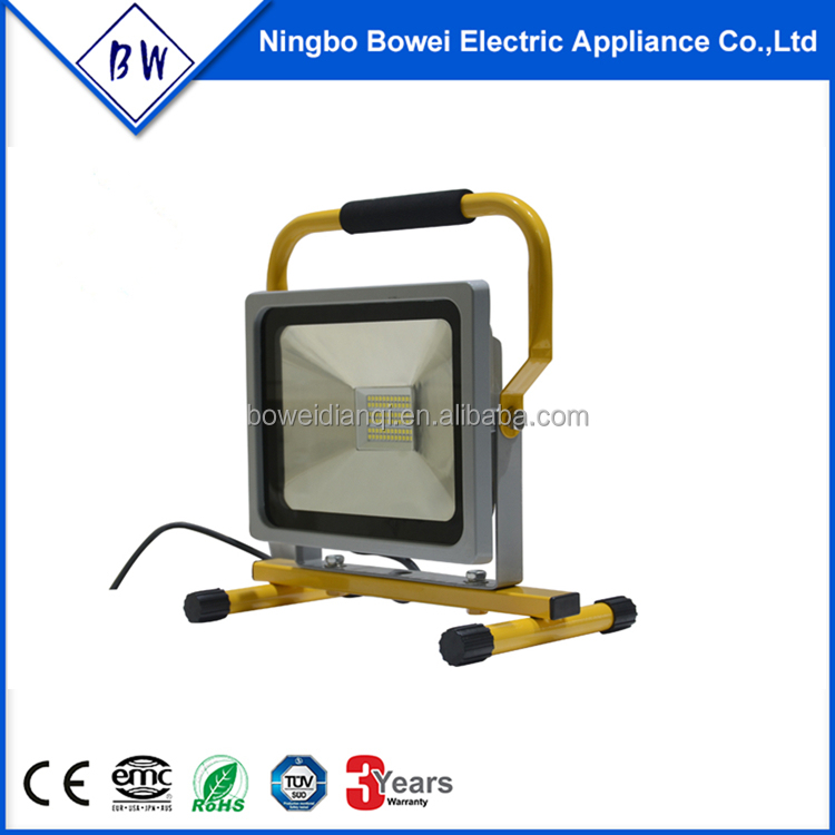 new product with stand rechargeable led work light led light