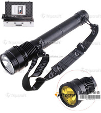 High power output HID 65W 6000LUMEN flashlight/TORCH/UV FLASHLIGHT,Dorcy flashlight, FICKLAMPA