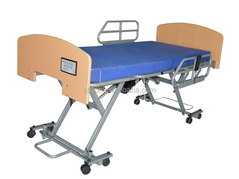 Electric Low Home Care Beds - INVACARE Style