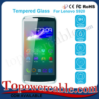 Hot Sale Matte Fabric Tempered Glass Screen Protector For Lenovo S920