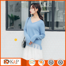 2017 Hot Wholesale Sweater Ladies women pullover sweaters