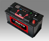 12V sealed maintenance free auto battery of motor parts accessories