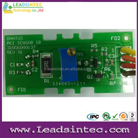 OEM Integrated Controller Circuit Board pcba assembly lead free HASL PCB