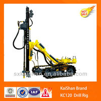 Kaishan KC120 auger drilling machine portable rotary drilling rig