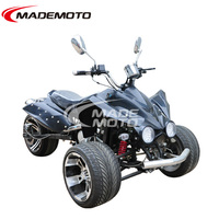 CE Approved 200cc 250cc Water Cooling Engine ATV with three wheels