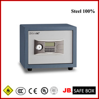 [JB high quality anti-theft steel hotel safe / electronic safe for hotel room / laop top safes with digital keypad elect by350]