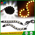 2pcs/Set Car 8 LED DRL Daytime Running Light Driving Daylight Turn Light