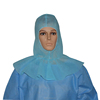Disposable PP nonwoven head cover with face mask for surgical and medical
