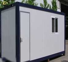 China ready made eco-friendly soundproof container house