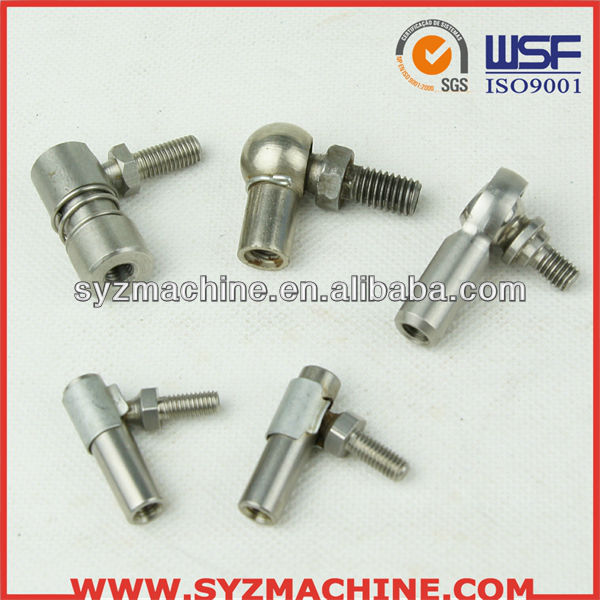 ES stainless steel ball socket joints