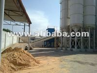 SAND DRYING PLANT