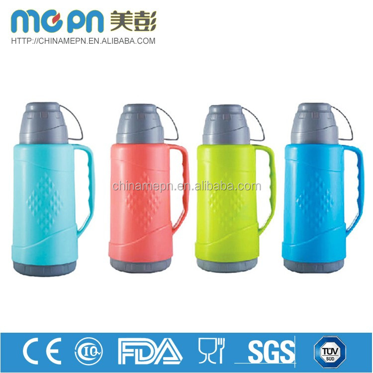 1.8L thermos glass refill double wall vacuum flask