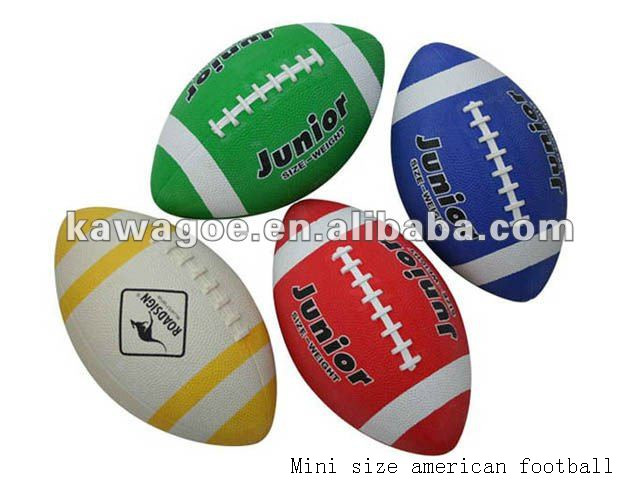 Mini size american football
