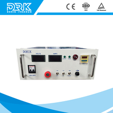 Competitive price electroplating rectifier 600A 12v IGBT rectifier