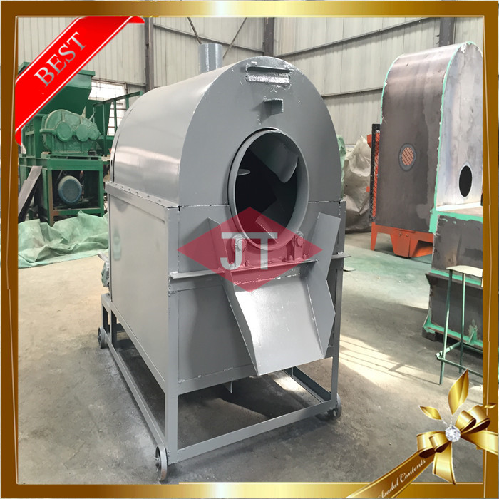 Jintai CE certified industrial peanut roaster/cocoa bean sesame roasting machine