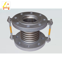 Good surface metallic bellows stainless steel expansion joint covers suppliers compensator