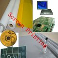 100% Monofilament Polyester/Stainless Steel Screen For Screen Printing (stainless steel, polyester, nylon)